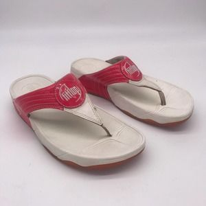 FITFLOP Pink Sandals Style #031-036 Women's Size 8